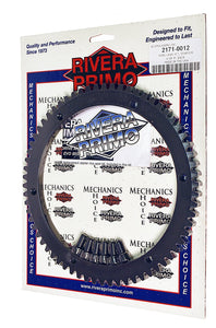 RING GEAR KIT - (66T) with Screws - 1998-2020 - Rivera Primo