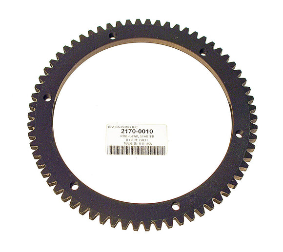 RING GEAR, STARTER 66T FITS 1998-2020 OEM BASKETS - Rivera Primo