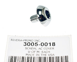 SCREW, A/C COVER - Rivera Primo