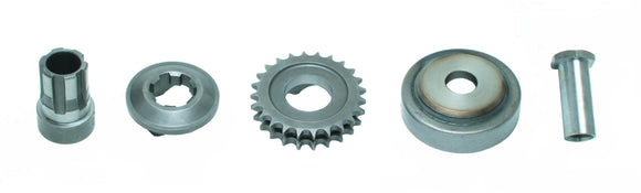 SPROCKET SHAFT NUT FOR CHAIN DRIVE. - Rivera Primo