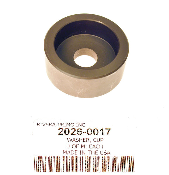 STEEL CUP WASHER FOR FRONT PULLEY - Rivera Primo