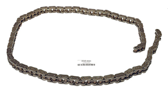 TSUBAKI SIGMA O RING MOTORCYCLE CHAIN - 100 LINKS - Rivera Primo
