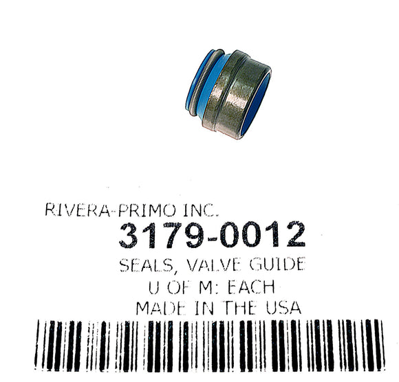 VALVE GUIDE SEAL. FITS 1984-1999 EVO BIG TWIN. - Rivera Primo