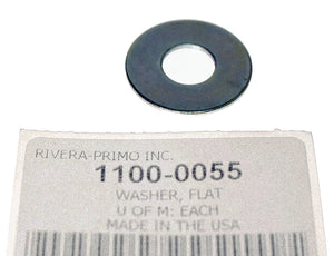 WASHER, FLAT FOR SHIFTER SHAFT OIL SEAL. - Rivera Primo