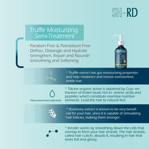 SH-RD Truffle Moisturizing Semi-Treatment (6.76oz/200ml)