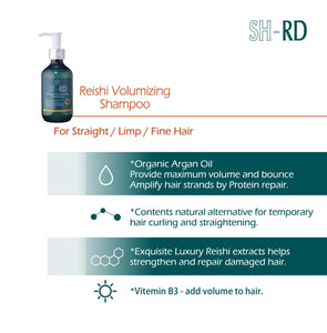 SH-RD Reishi Volumizing Shampoo (6.76oz/200ml)