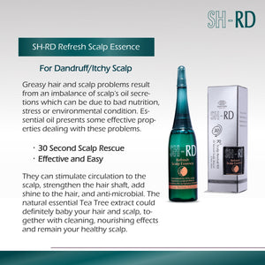 SH-RD Refresh Scalp Essence (R2)