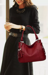 Retro Fashion Shoulder Bag - Swank & Swagger