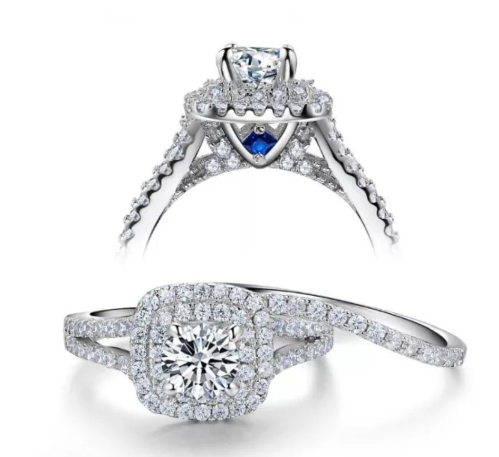 1.8ct Victorian Style Engagement Ring - Swank & Swagger