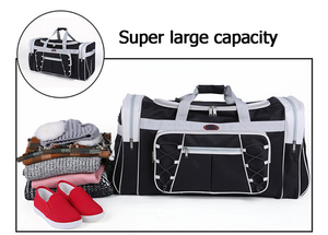 Large Capacity Multifunction Duffle Bag - Swank & Swagger