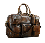 Top Quality Genuine Leather Executive Briefcase - Swank & Swagger