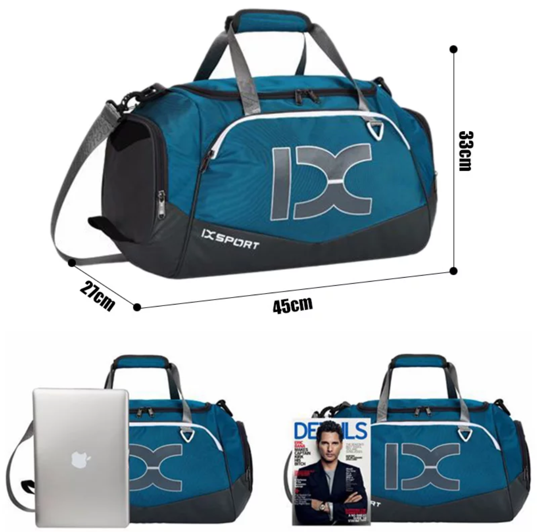 Sports Travel Bag - Swank & Swagger
