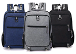 Casual USB Backpack - Swank & Swagger