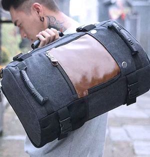 Versatile Luggage Travel Backpack Bag - Swank & Swagger