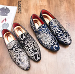 Suede Fashion Loafers - Swank & Swagger