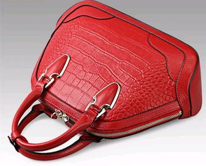 Ultra Luxe Alligator Genuine Leather Handbag - Swank & Swagger