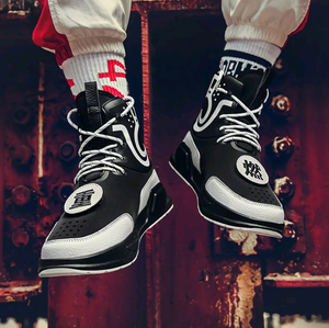 Designer High Top Sneakers - Swank & Swagger