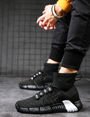 Trendy Sock Sneakers - Swank & Swagger