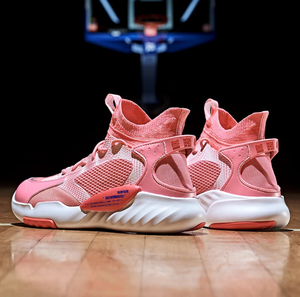 DMX Tech Basketball Sneakers - Swank & Swagger