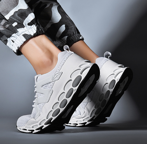 Rebound Shock Absorbent Sneakers - Swank & Swagger