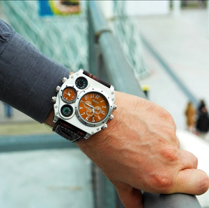 Cool Sports Quartz Watch - Swank & Swagger