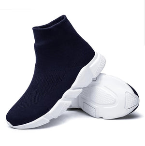 Athletic Sock Sneakers - Swank & Swagger