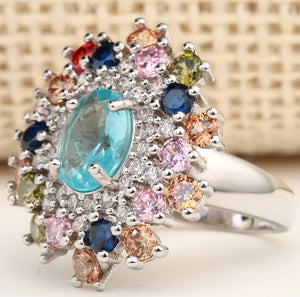 Flower Fashion Ring - Swank & Swagger