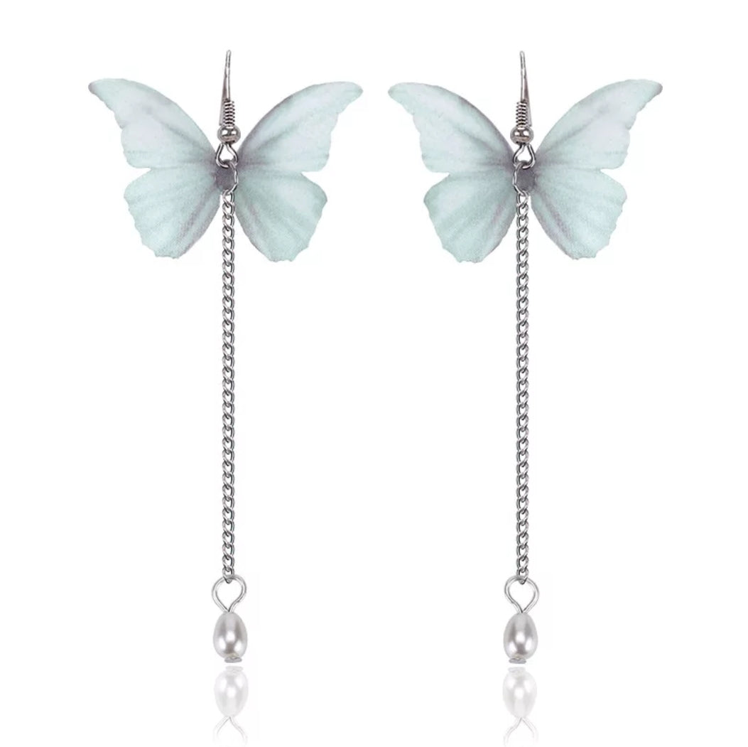 Butterfly Earrings - Swank & Swagger