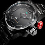 Military Dual Display Sports Watch - Swank & Swagger