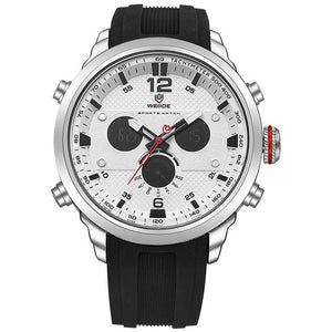 Sports LCD Analog Watch - Swank & Swagger