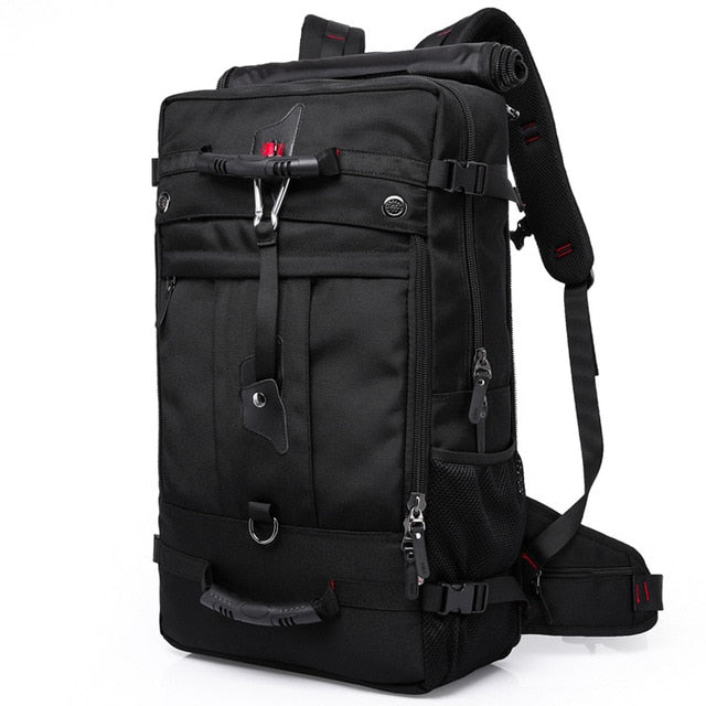 Large Capacity Backpack Travel Bag - Swank & Swagger
