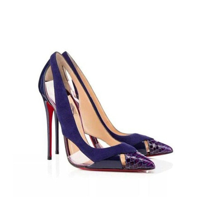 Designer Fashion Pumps - Swank & Swagger