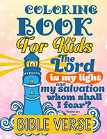 bible verse coloring book for kids a christian coloring book