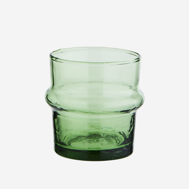 Glass Beldi Green small