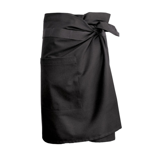 Kjøkkenforkle ⎪ Apron To Wrap Black