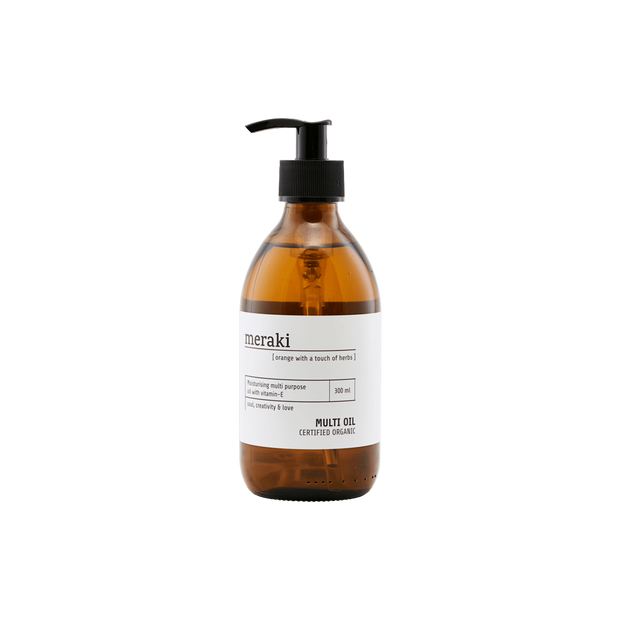Multioil ⎪ Orange with a touch of herbs 300 ml