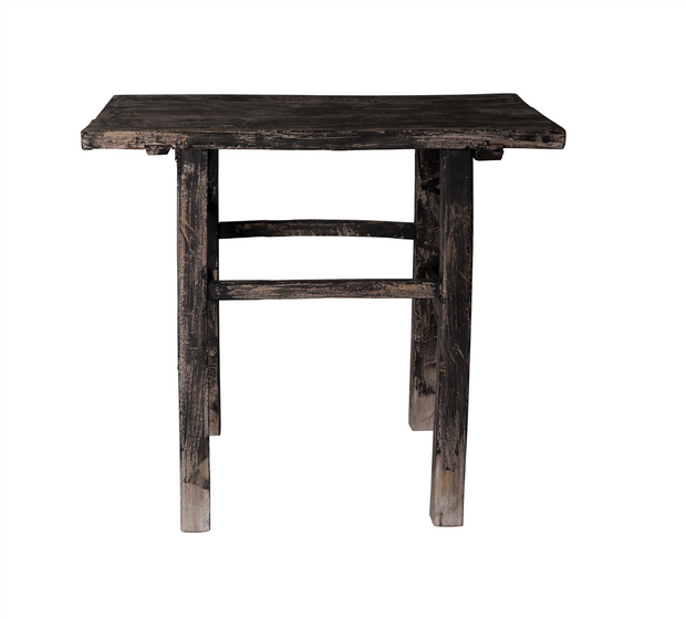 Stuebord ⎪ Square Vintage Table Sort 60x60x42cm