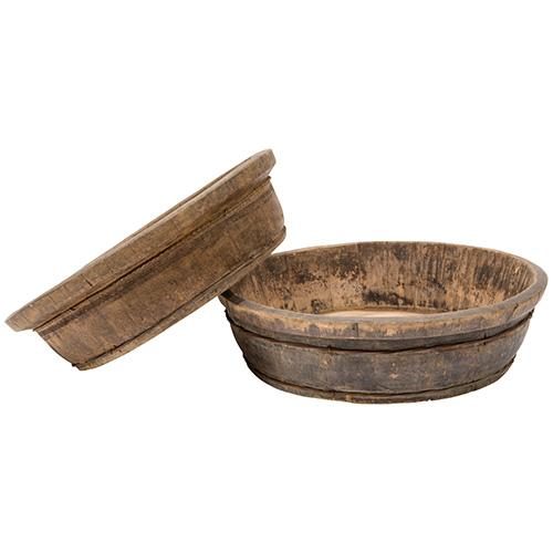 Trefat ⎪ Basin Natural Round Small