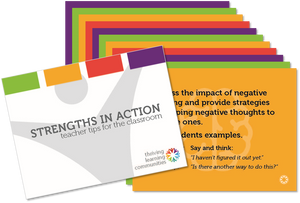 Strengths in Action: Teacher Tips for the Classroom