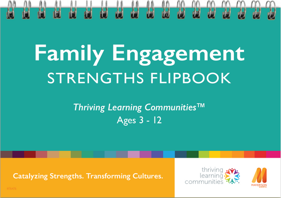 Family Engagement Strengths Flipbook