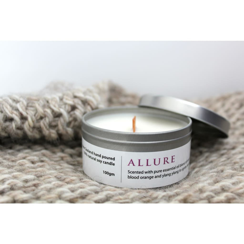 Allure Candle Tin