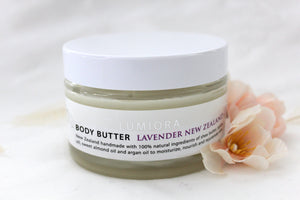 Body Butter Lavender NZ