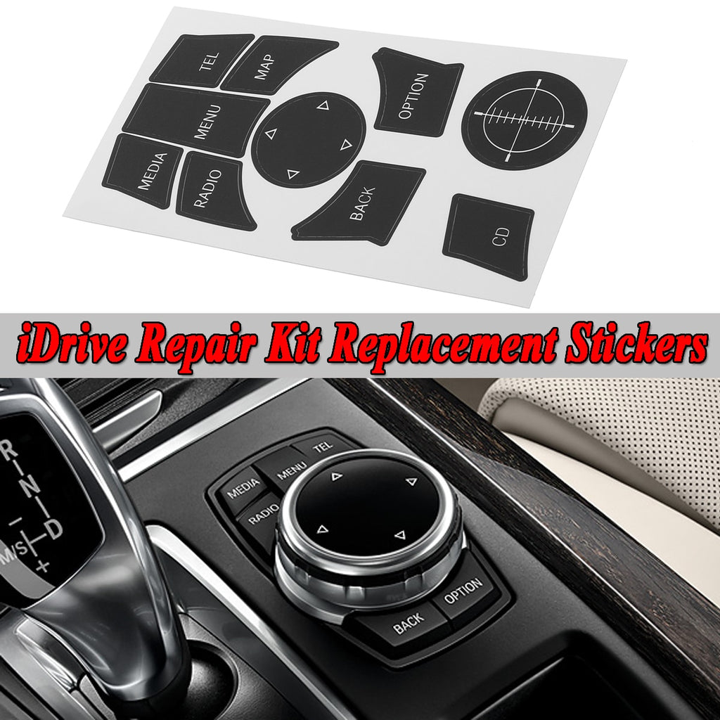 Replacement Stickers For BMW 3 Series & 5 Series