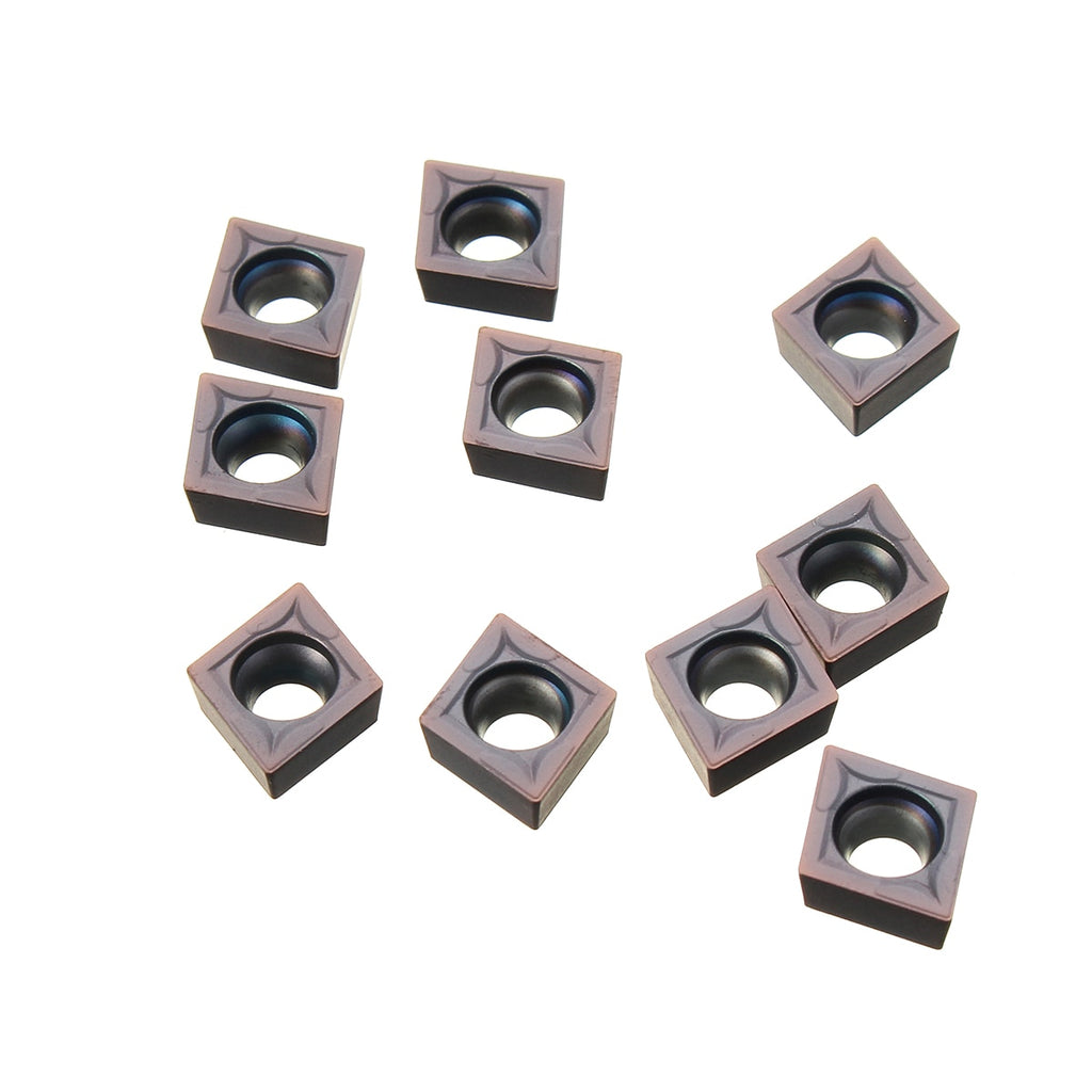 10PCS Lathe Turning Tool Cutter