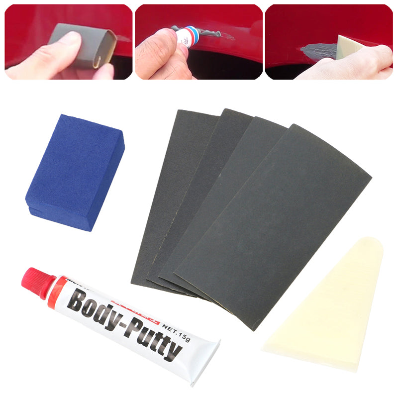 Car Body Scratch Filler Painting Pen + Car Scratch Repair Pen COMBO