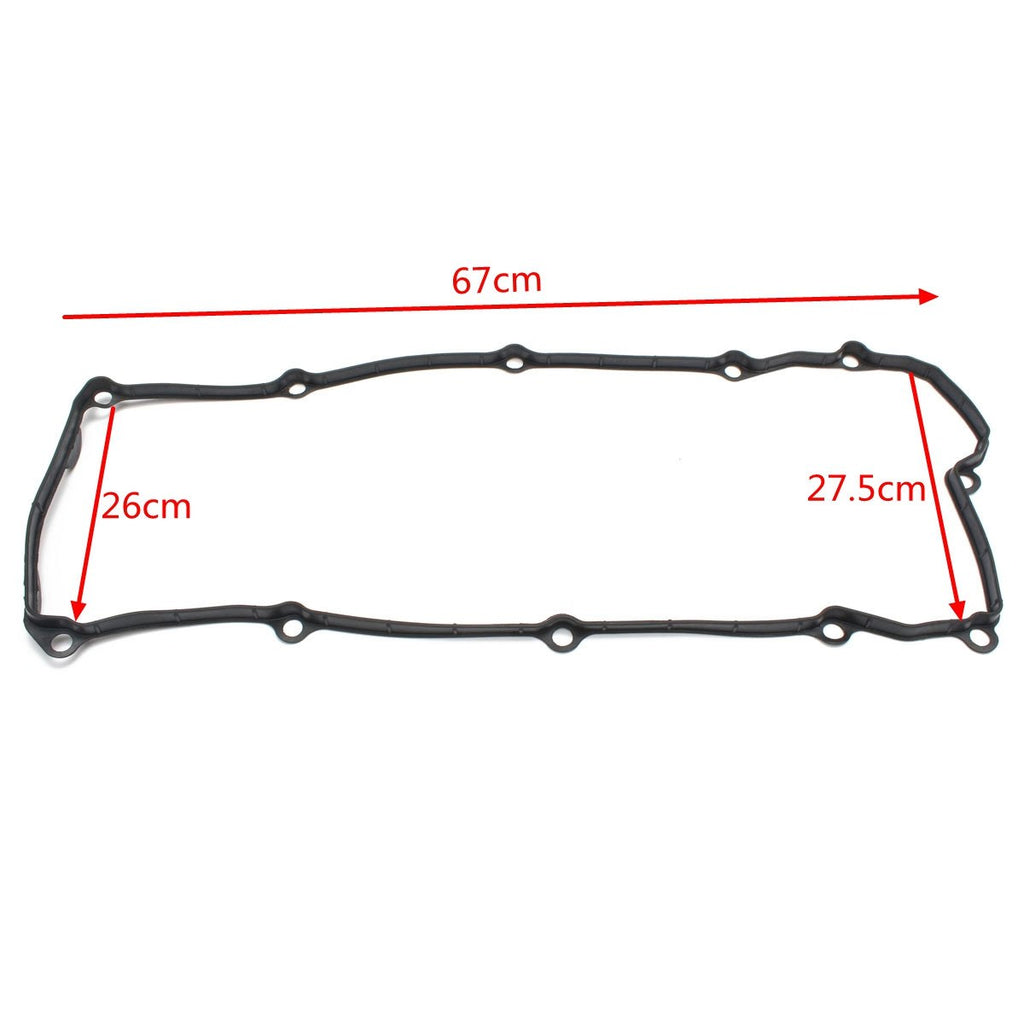 Valve Cover Gasket Set For BMW E36 E39 Z3 M52 S52 1996-2000