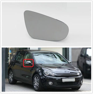 (RIGHT) Golf 6 MK6 2009 2010 2011 2012 2013 Heated Mirror Glass