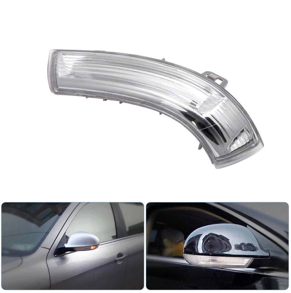 VW GOLF Left Side Wing Mirror Indicator For MK5 PASSAT GTI JETTA