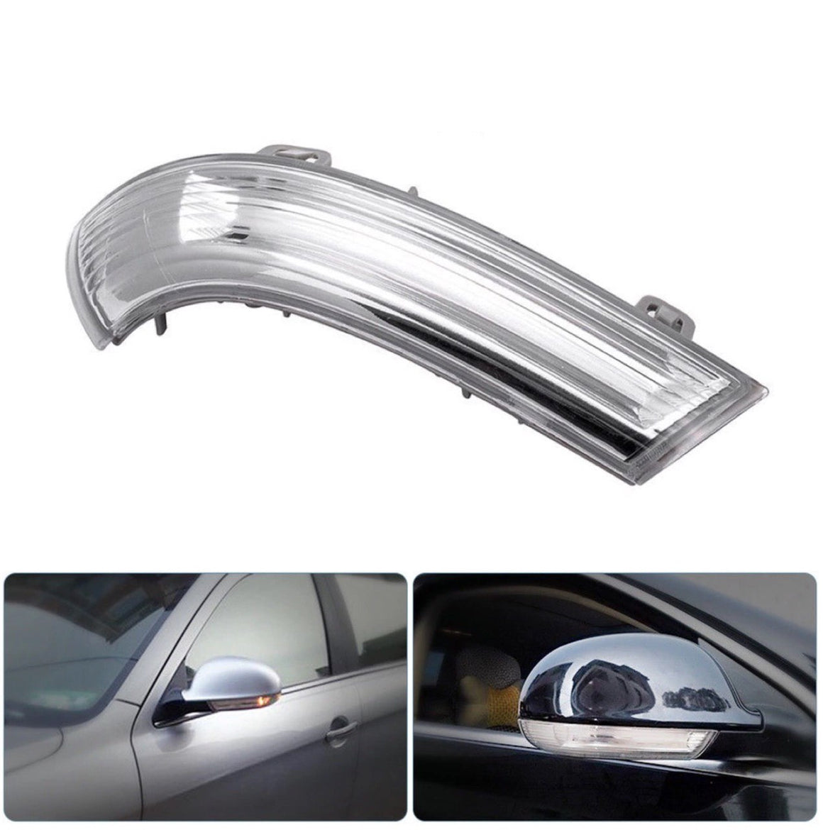 VW GOLF Right Side Wing Mirror Indicator For MK5 PASSAT GTI JETTA