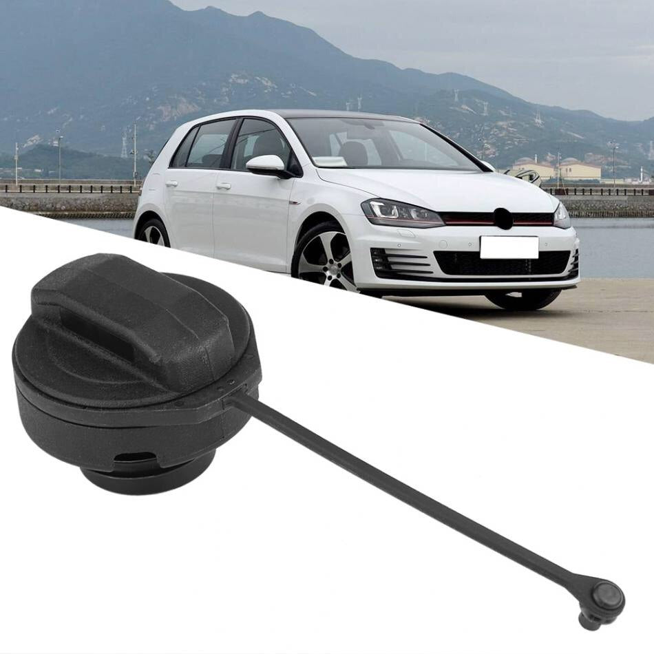 VW Fuel Cap Tank Cover Petrol Diesel For Volkswagen Golf Jetta Bora Polo Audi A4 A6
